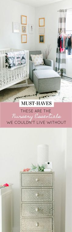 9 Nursery Must-Haves