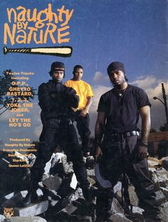 Today in Hip-Hop history. Naughty By Nature self-titled second album was released under Tommy Boy Records on September 3, 1991. Today marks its 25th Anniversary. Photography by Kristine Larsen.