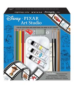 Disney Pixar Art Studio | zulily