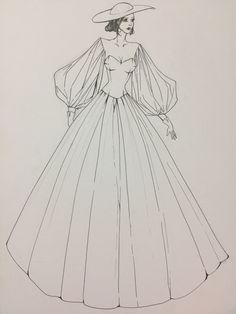 Easy Doodles Drawings, Sad Drawings, Simple Doodles, Pencil Art Drawings, Weird Fashion, Fashion Art, Fashion Design, Fashion Drawing Dresses, Fashion Sketches