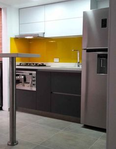 Cocinas Integrales Modernas en Bogotá 🥇 Somos Fabricantes Kitchen Island, Home Decor, Furniture Catalog, Interior Design Kitchen, Kitchen Furniture, Entertainment Centers, Home Decoration, Trendy Tree, Kitchens