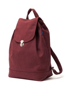 canvas backpack / new style