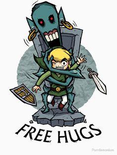 The legend of Zelda Toon Link