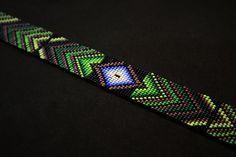 Beautiful Geometric Boho Choker Beaded Choker Necklace