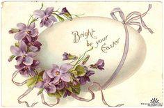 (1384) Gallery.ru / Фото #24 - Цветы на европейских открытках ретро - ladushka333
