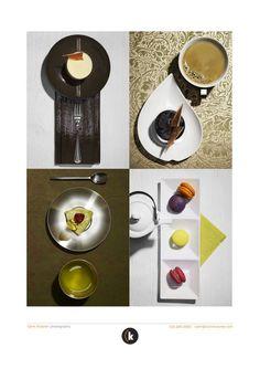 Elegant desserts