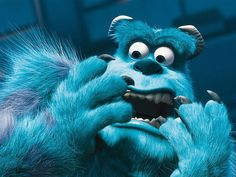 Monsters, Inc. fan theories, hidden/subliminal messages in the animated Disney-Pixar feature, cartoon movie. Marvel Vs, Disney Marvel, Disney Pixar, Disney Magic, Disney Memes, Disney Bound, Disney Villains, Disney Princesses, Disney Art