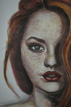 "Popatrz na mój projekt w @Behance: ""Redhead"" https://www.behance.net/gallery/51620111/Redhead"