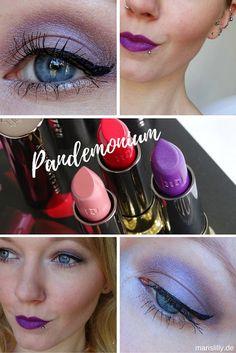 Pandemonium - full look | lips Urban Decay | VICE Lipsticks