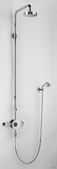 Home - Waterl'eau Shower Set, Grand Hotel, High Class, Modern Bathroom, Parisian, Wall Mount, Bathrooms, Elegant, Home Decor