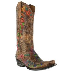 Old Gringo Women's Sozey Sparkle Western Boots