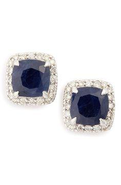 halo of pavé diamonds  / @nordstrom #nordstrom