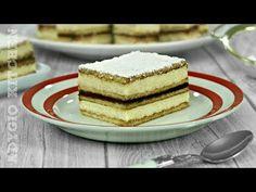 Prajitura Albinita cu miere fara coacere | Prajituri Adygio Kitchen - YouTube Other Recipes, Vanilla Cake, Tiramisu, Cheesecake, Deserts, Ethnic Recipes, Food, Youtube, Sweets