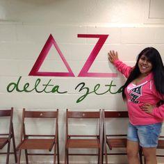 Delta Zeta sign