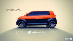 Volks Easy – Taxi Concept