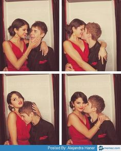 My Fave Celeb Couple   Justin Bieber and Selena Gomez