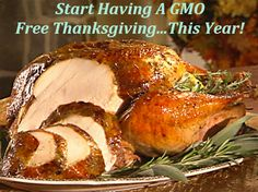 How to start getting GMOs out of your holiday meal!