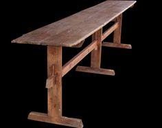 Trestle Table c.1880