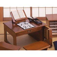 Table Desk, Diy Table, Small Space Living, Living Spaces, Floor Desk, Drafting Desk, Corner Desk, Vanity, Flooring