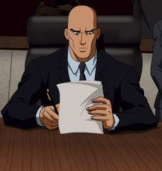 Going Bald, Lex Luthor, Man Of Steel, Superman, The Man, Fanart, Joker, Comics, Fictional Characters