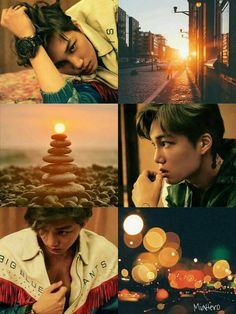 Ideas For Kpop Aesthetic Wallpaper Kai Mermaid Wallpaper Backgrounds, Iphone Wallpaper Quotes Funny, Wallpaper Iphone Cute, Wallpaper Lockscreen, Aesthetic Themes, Aesthetic Collage, Kpop Aesthetic, Grey Wallpaper Accent Wall, Mirrored Wallpaper