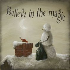 believe in magic of christmas   This item Believe in the Magic , by McGinnis, Margie is available in ...