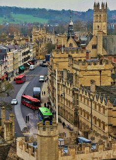 Who wants to go back to Oxford? Come along!!!