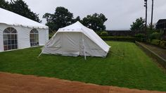 Baby feeding & changing tent at Cowane's Hospital, Stirling