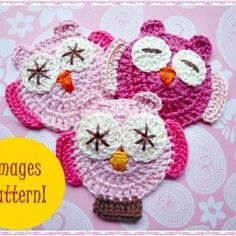 Free Crochet Owl Patterns | Estelle Owl Crochet Pattern on Luulla