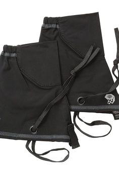 Mountain Hardwear Scree Gaiter (Black) Overshoes Accessories Shoes - Mountain Hardwear, Scree Gaiter, OU6276-090, Footwear Accessories Overshoes, Overshoes, Accessories, Footwear, Shoes, Gift, - Fashion Ideas To Inspire