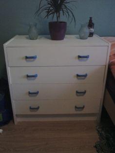 Renovace nábytku - komoda