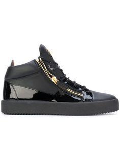 0711eac7ddd8 Giuseppe Zanotti Design Kriss hi-top sneakers. ModeSens Men