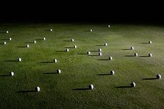 """Local authorities were left baffled on Sept. 1, 1969, when a seemingly routine rainstorm took a dogleg turn for the bizarre, and began depositing golf balls in the gutters, lawns and streets of Punta Gorda. The St. Petersburg Times reported that """"dozens and dozens and dozens"""" of golf balls fell from the sky, though no explanation was ever given."""