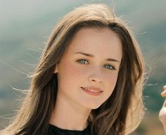 Alexis Bledel.  Beautiful, graceful and her skin is amazing (envy: shut up!)