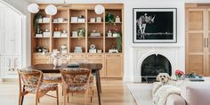 Burn Baby Burn - This Playful Boston Townhouse Is A Pet-Lover's Dream - Lonny