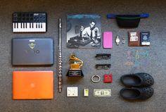 Music Essentials: Om'mas Keith (Grammy Award Winning Producer for 'channel.ORANGE') | HYPETRAK