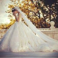 Свадебные платья | 27090 Фото идеи