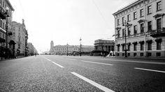 Nevski Prospekt, St. Petersburg, Russia © Kari Hiltunen 2013