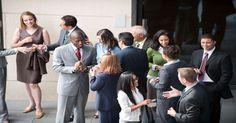 nice Como fazer networking em eventos?