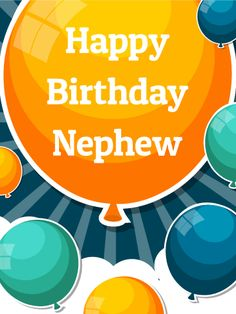 Send Free Colorful Birthday Fireworks Card for Nephew to Loved Ones on Birthday & Greeting Cards by Davia. It's free, and you also can use your own customized birthday calendar and birthday reminders. Birthday Greetings For Nephew, Happy Birthday Nephew, Happy Birthday Wishes For A Friend, Birthday Gift Cards, Birthday Wishes Quotes, Happy Birthday Funny, Happy Birthday Messages, Happy Birthday Gifts, Birthday Fireworks