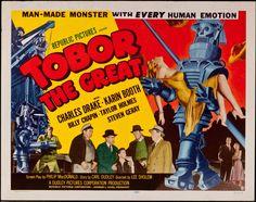 Tobor The Great (1954) - 2