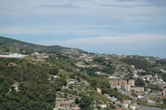 Vallecrosia e Bordighera, scorcio
