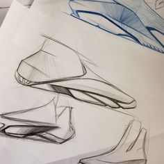 KICKS!_quick sketches on Behance