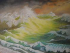 Oil on Canvas - by Ana Lucia Sobral