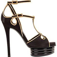 OOOK - Roger Vivier - Shoes 2013 Spring-Summer - LOOK 33 | Lookovore