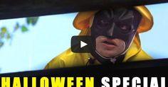 Batman appears in Horror movies
