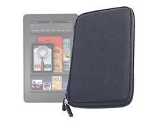 DURAGADGET Black EVA Water Resistant Hard Case/Cover For New 2011 Amazon Kindle 4, Kindle Touch, Kindle Touch 3G, Kindle Fire And Kindle 3 by DURAGADGET. $18.59. Introducing DURAGADGET's new protective EVA pouch for your expensive eReader finished in classic black. This stylish water resistant case is rigid and durable but remains incredibly lightweight, so is perfect for the transportation of your eReader, protecting against wear and tear during a busy day. Featu...