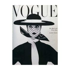 My favourite Vintage Vogue covers ❤ liked on Polyvore