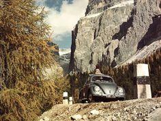 VW fusca Beatle 50's