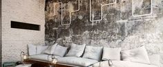 Wallpaper Ideas for Warehouse Chic